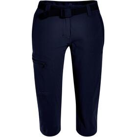 Maier Sports Inara Slim Bukser korte Damer, blå